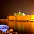 Fort Qaitbey  by Paul Tait