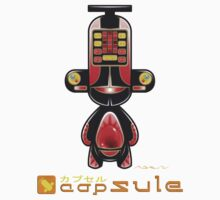 Capsule Toyz - K2000 by Saing Louis