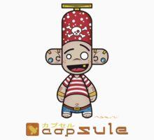 Capsule Toyz - Pirate by Saing Louis