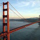 Golden Gate Bridge by Jake  Boehm