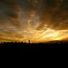 Sky over the City by pmarella