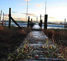 Skipool Jetty by TonyWilliams