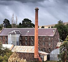 Anderson's Mill - Classified by the National Trust by Clive