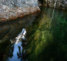 Half Way, El Questro Gorge, W.A. by Andrew Wallace