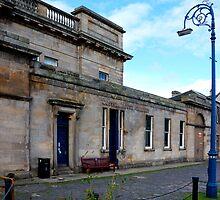 Leith Customs House by Tom Gomez