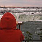 Niagara Viewpoint by JimSanders