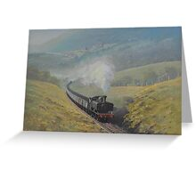 The Neath and Brecon Railway Greeting Card