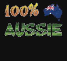 100 Percent Aussie T-Shirt by Craig Stronner