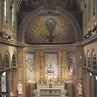 Church of St. Ignatius Loyola, NYC, N.Y. by Patricia127