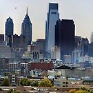 Philadelphia City, A Gigapixel image ( Please visit the zoomable version.) by electron