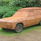 Rusty Holden Panel Van by Michael John