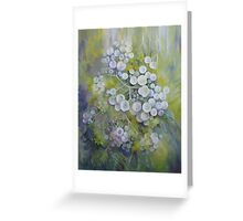 Spring dream Greeting Card