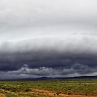Outback Storm by Centralian Images