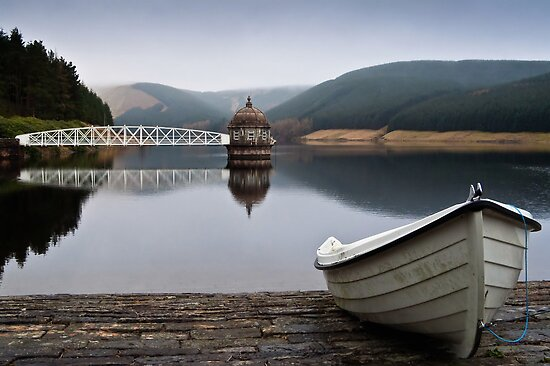 Talla Reservoir by David Lewins