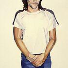 Self portrait by Greg  Marquez