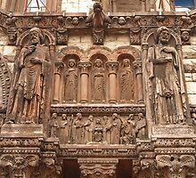 Saint Matthew & Saint Mark by Lee d'Entremont