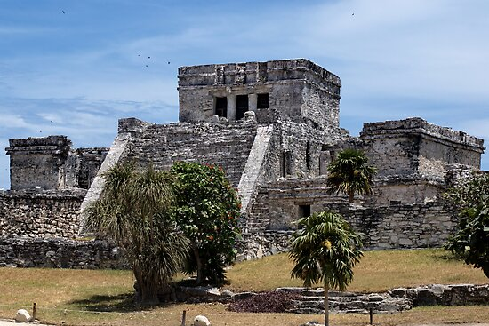 Tulum #2 by Barry Doherty