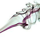 -SMOKE RIBBONS- by Patrick Downey