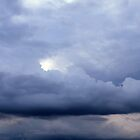 Heavy blue clouds by intensivelight