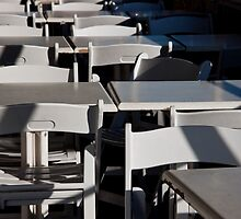 Deck Chairs and Tables by phil decocco