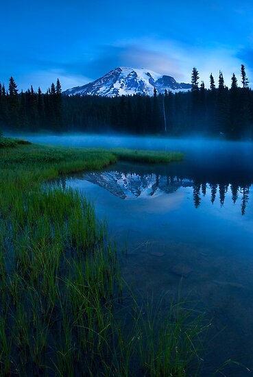 Twilight Mist Rising by DawsonImages