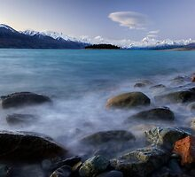 Mt Cook Blues by Michael Treloar