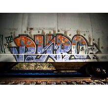 Tagged - Pyro Photographic Print