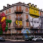 Os Gemeos Pt 2 by SpencerCopping