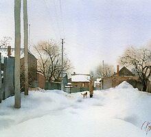 Going Home by Sergei Kurbatov
