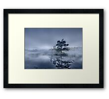 Morning Mist - Tarn Hows Framed Print