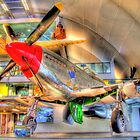 North American P-51D Mustang - Hendon - HDR by Colin  Williams Photography
