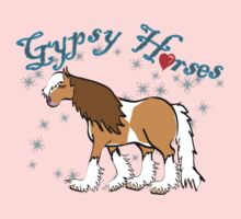Gypsy Horses by Diana-Lee Saville