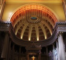 St Ignatius in San Francisco by fototaker