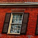 Bank windows by DearMsWildOne