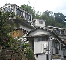 Sasebo Neighborhoods by JoyFelix