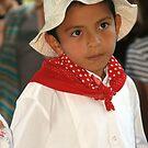 Costa rica Dancing Boy by Ken Scarboro