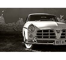 Chrysler 300 Photographic Print