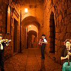 The Klezmers by Moshe Cohen