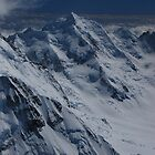 Mt cook NZ by Nigel Fox