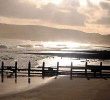 After the Storm - Sandown, Isle of Wight by Photography  by Mathilde