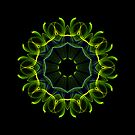 Flame Kaleidoscope 008 by fantasytripp