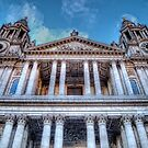 St Pauls Cathedral by GIStudio