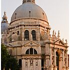 Santa Maria della Salute Afternoon by Paul Weston