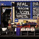 Real Bacon by nigelphoto