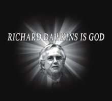 RICHARD DAWKINS IS GOD by Joshua  Draffin