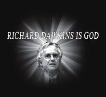 RICHARD DAWKINS IS GOD by Joshua  Draffin