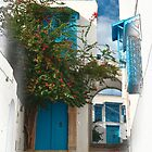 Sidi Bou Said by Margaret Chilinski