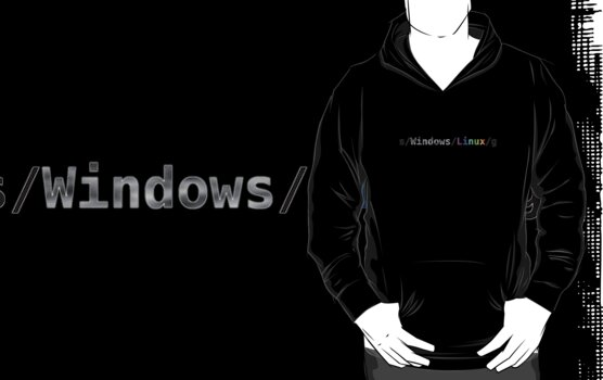 s/Windows/Linux/g by Christian Ramharter