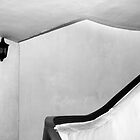 Abstract with handrail and lantern by Andrey Kudinov