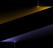 Mysterious light. VII by Bluesrose